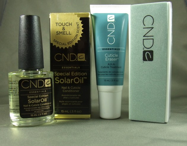 CND Nail Treatment