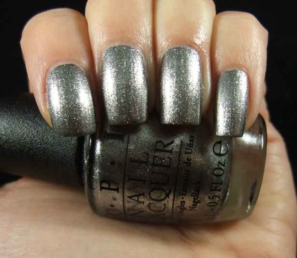 OPI - Haven't The Foggiest 01