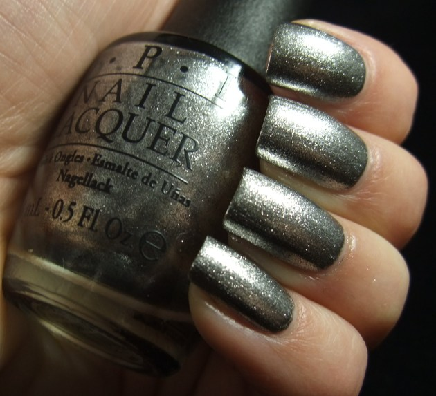 OPI - Haven't The Foggiest 06