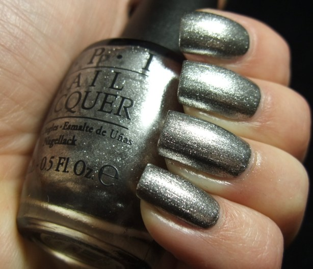 OPI - Haven't The Foggiest 08