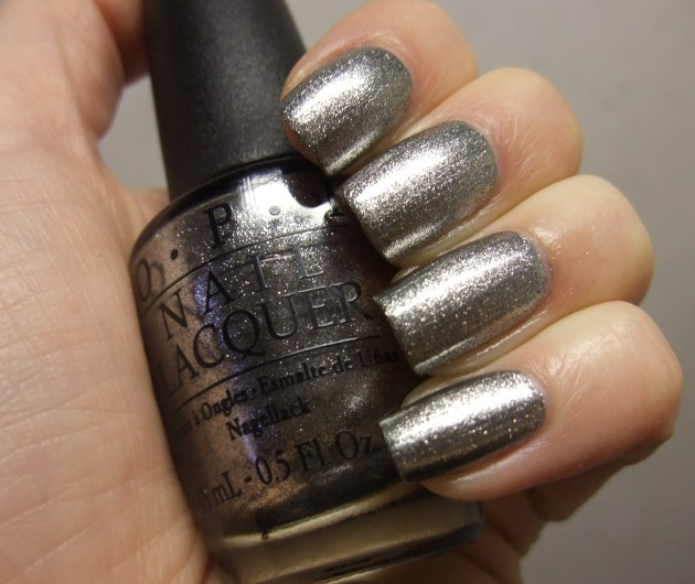 OPI - Haven't The Foggiest 09