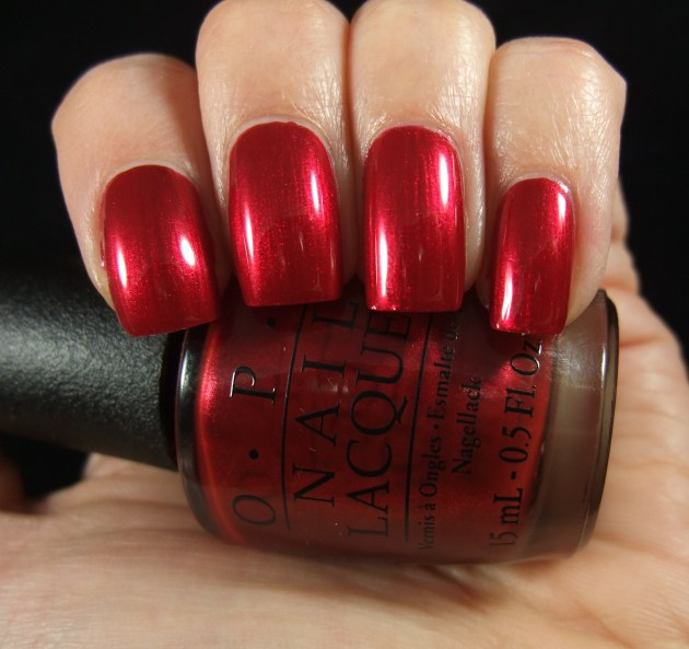 OPI - In My Santa Suit 02