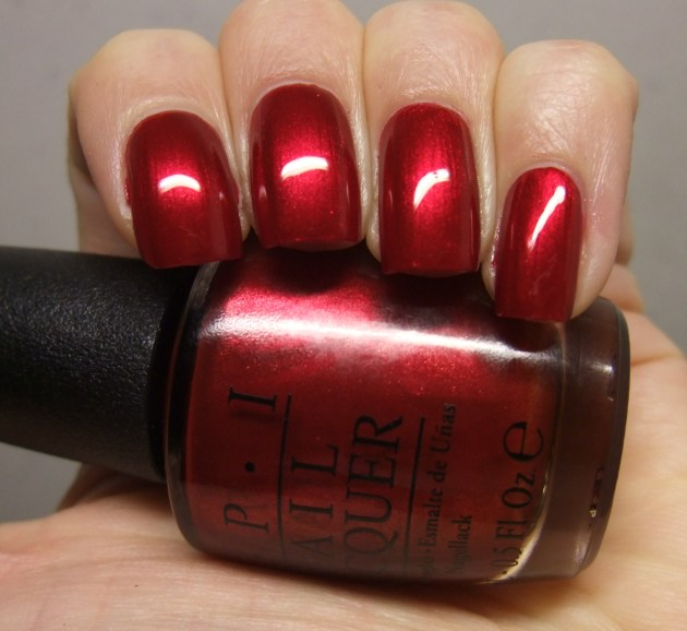 OPI - In My Santa Suit 04