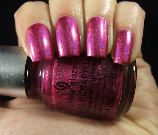 China Glaze - Infra Red 05