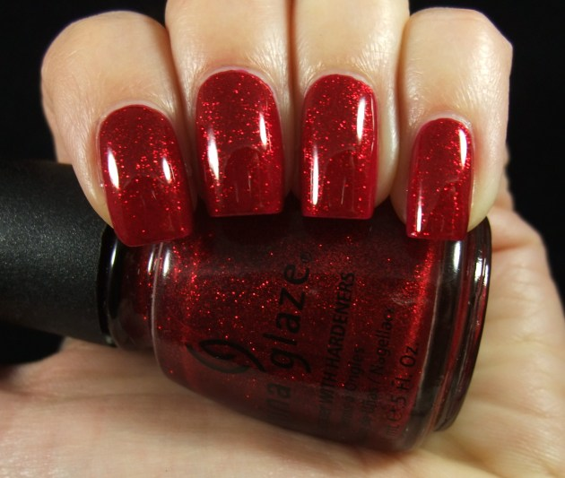 China Glaze - Ruby Pumps 03