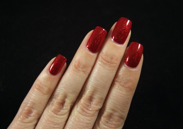 China Glaze - Ruby Pumps 12