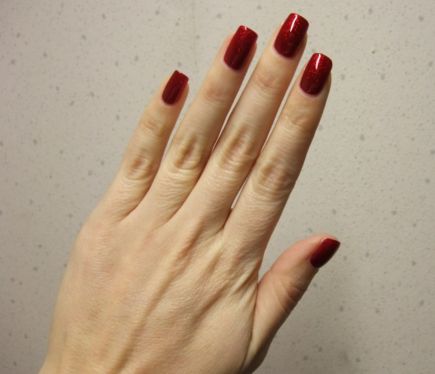 China Glaze - Ruby Pumps 15