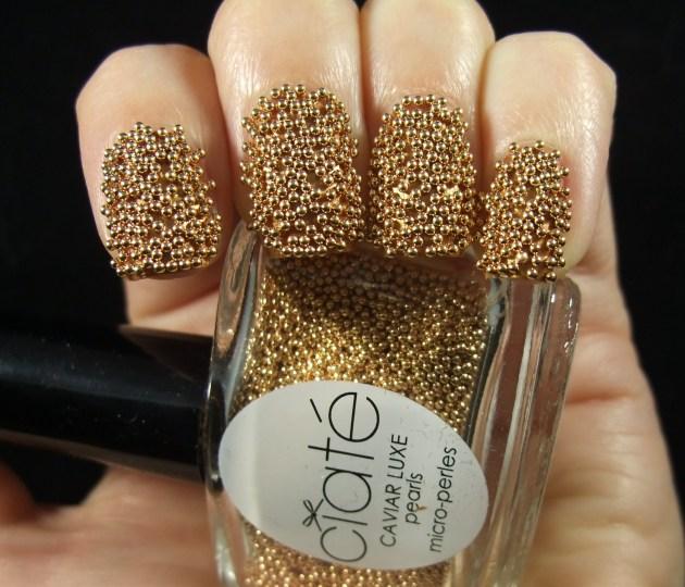 Ciate Caviar Pearls: ClawsInColors