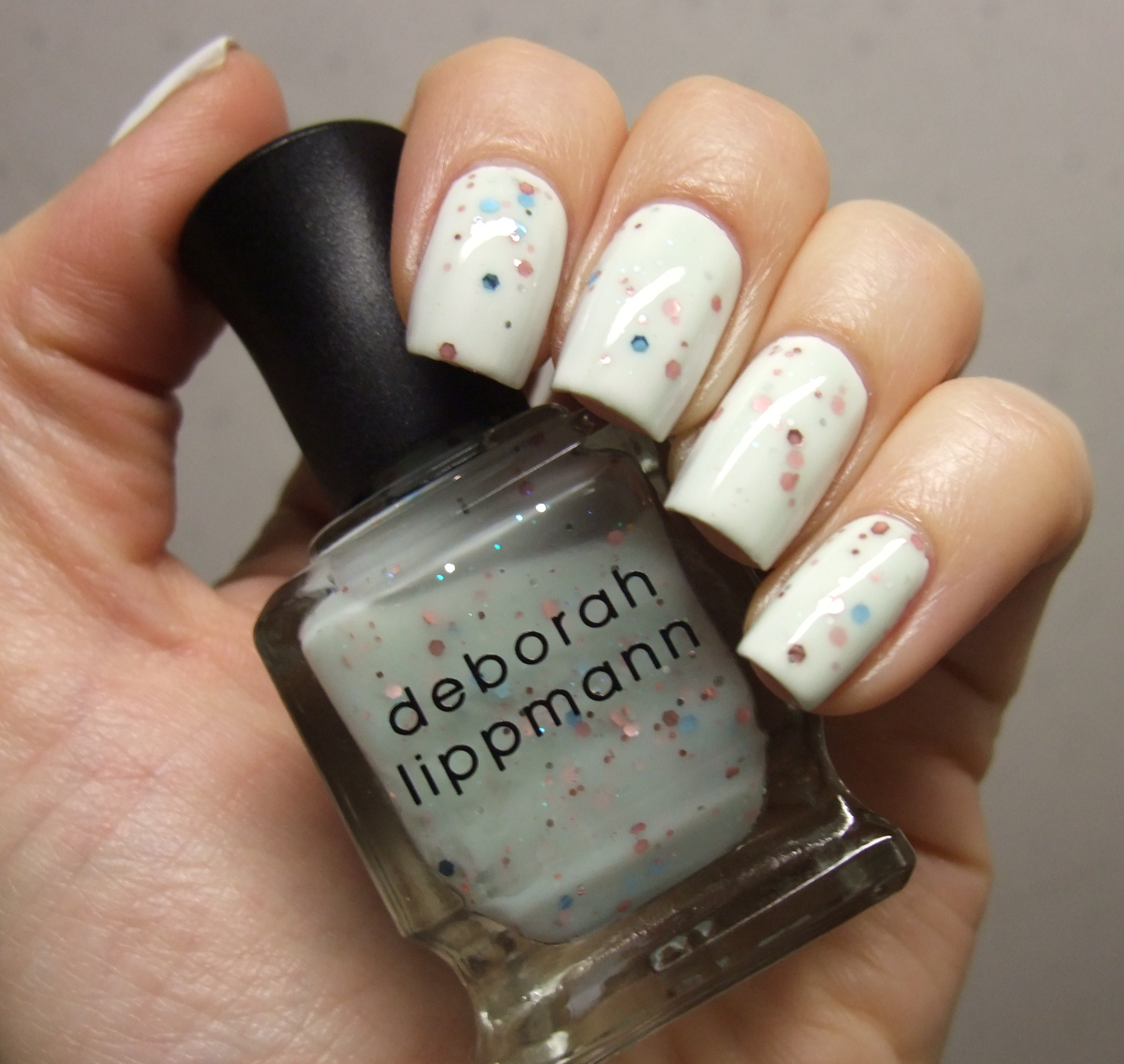 Deborah Lippmann – Glitter In The Air | ClawsInColors