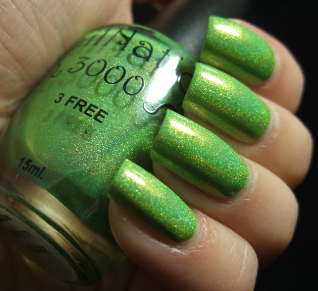 NailNation 3000 - Glow Worm 05