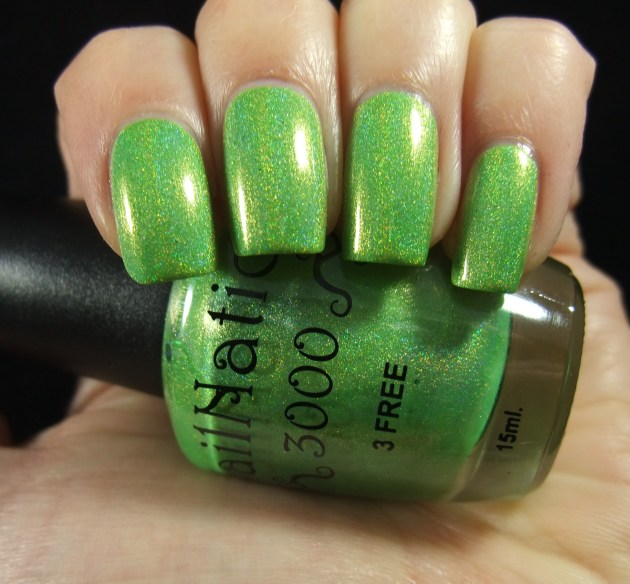 NailNation 3000 - Glow Worm 06