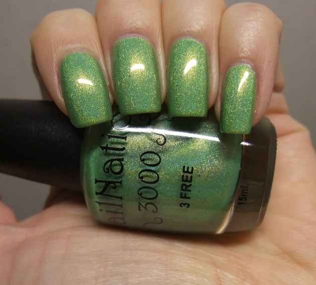 NailNation 3000 - Glow Worm 08
