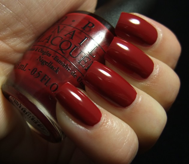 OPI - All I Want For Christmas (Is OPI) 04