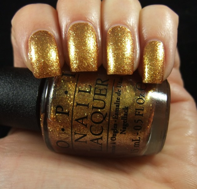 OPI - Goldeneye 01