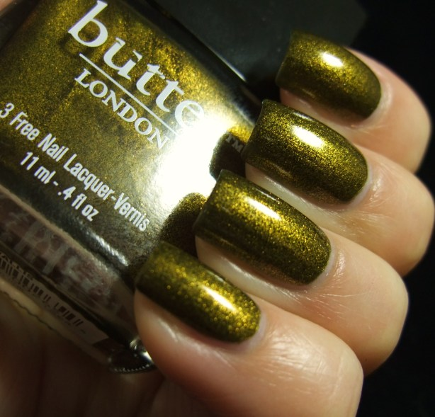 Butter London - Wallis 03