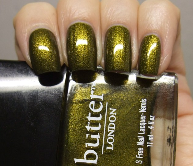 Butter London - Wallis 09