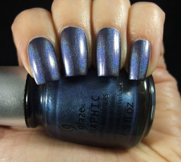 China Glaze - Strap On Your Moonboots 03