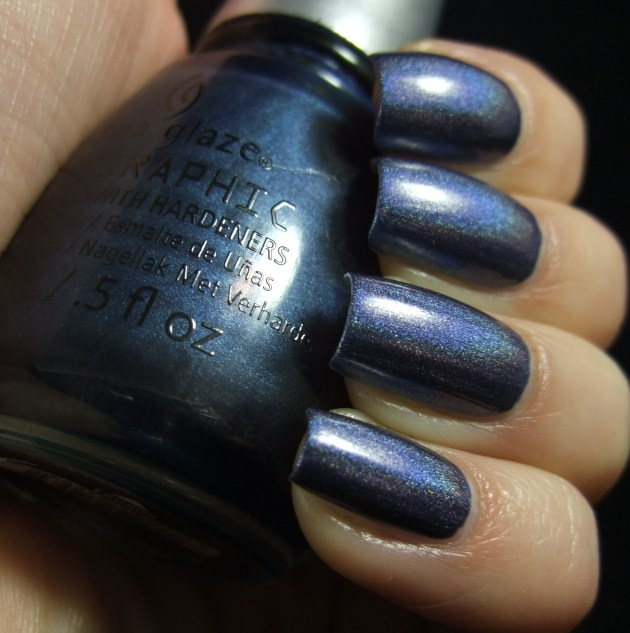 China Glaze - Strap On Your Moonboots 04