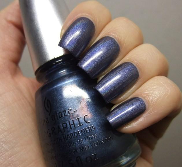 China Glaze - Strap On Your Moonboots 09