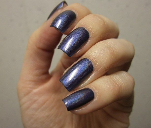 China Glaze - Strap On Your Moonboots 11