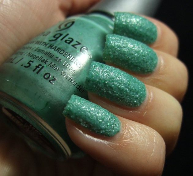 China Glaze - Teal The Tide Turns 03