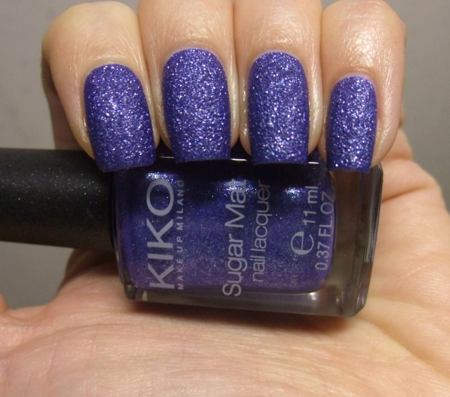 KIKO Sugar Mat - Sea Blue 08