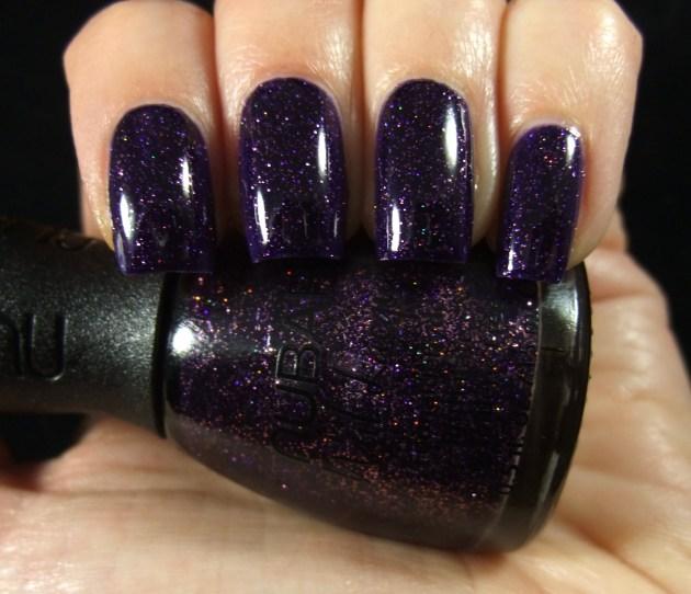 Nubar - Purple Rain Glitter 01