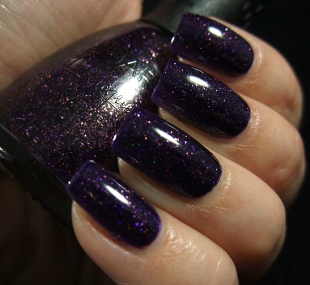 Nubar - Purple Rain Glitter 02