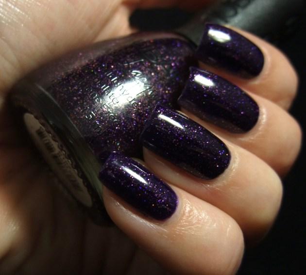 Nubar - Purple Rain Glitter 03