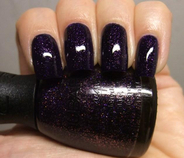 Nubar - Purple Rain Glitter 05