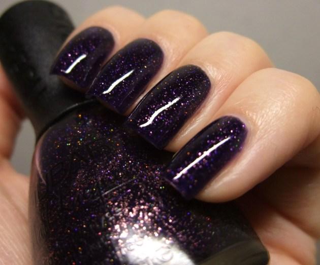 Nubar - Purple Rain Glitter 06