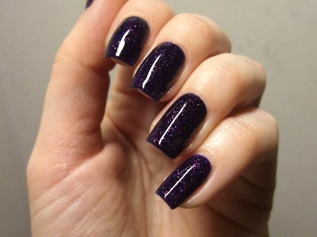 Nubar - Purple Rain Glitter 08