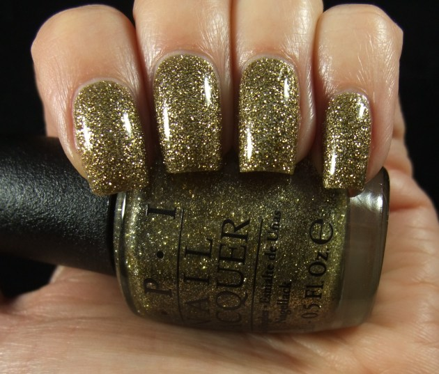 OPI - All Sparkly And Gold 03