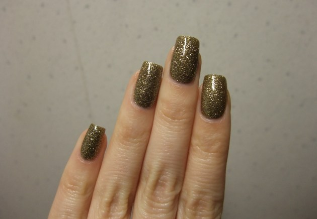OPI - All Sparkly And Gold 15