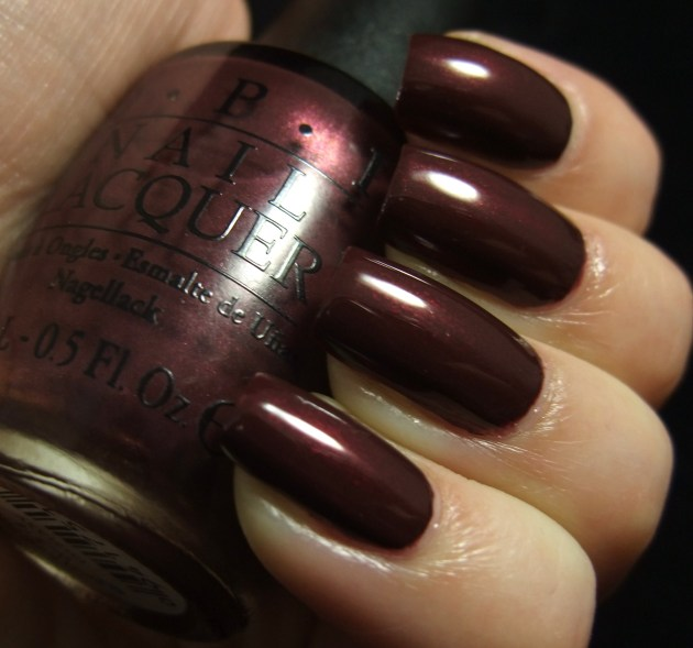 OPI - Sleigh Ride For Two 05