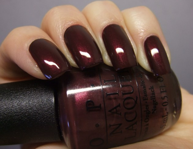 OPI - Sleigh Ride For Two 09