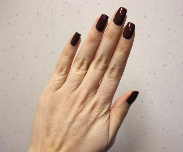 OPI - Sleigh Ride For Two 10