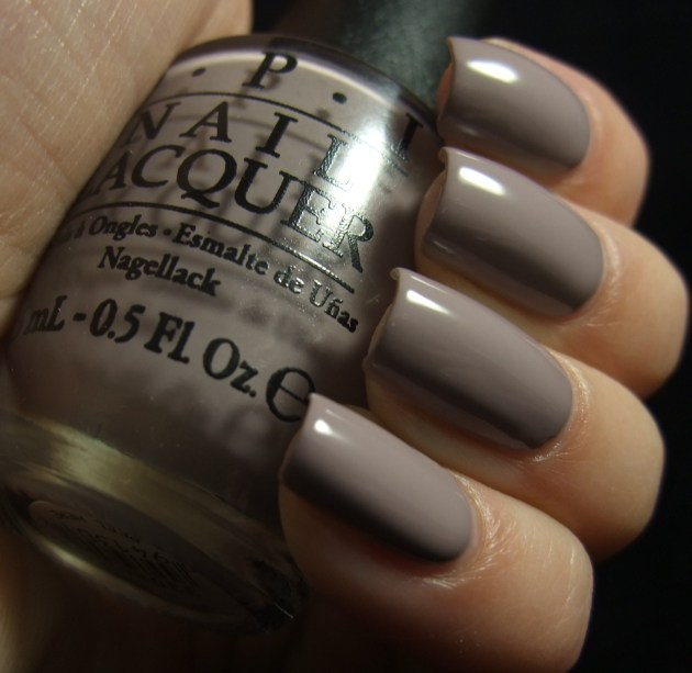 OPI - Taupe-Less Beach 07