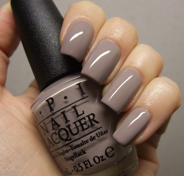OPI - Taupe-Less Beach 09