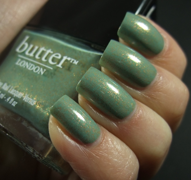 Butter London - Two Fingered Salute 01
