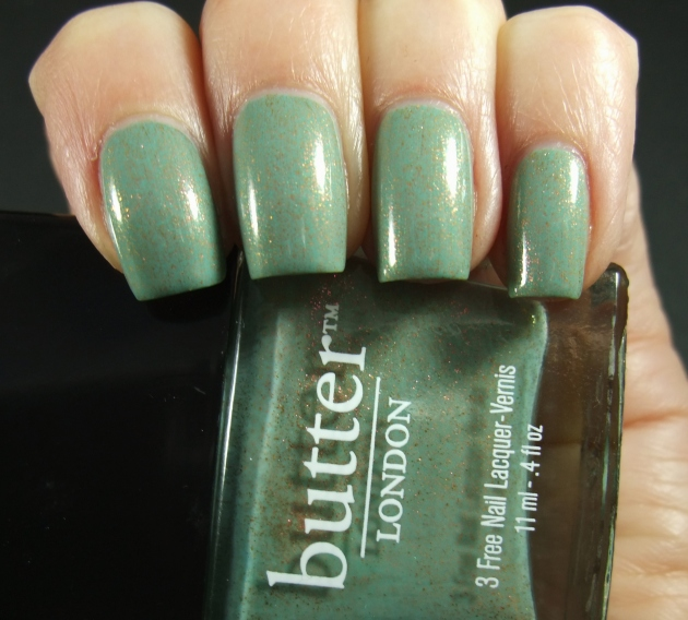 Butter London - Two Fingered Salute 04