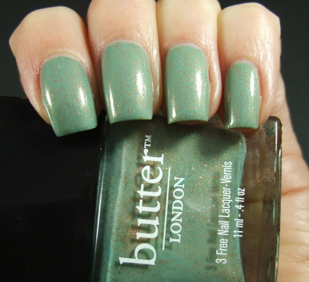 Butter London - Two Fingered Salute 05
