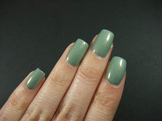 Butter London - Two Fingered Salute 09