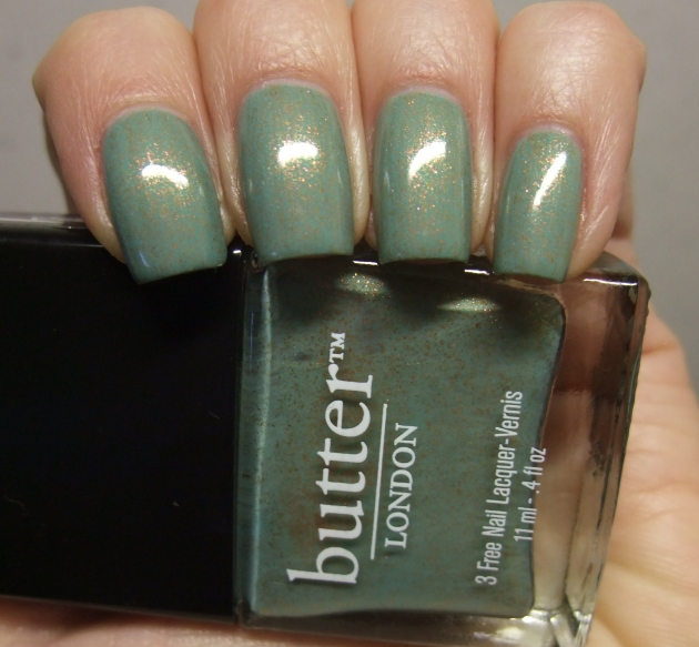 Butter London - Two Fingered Salute 10