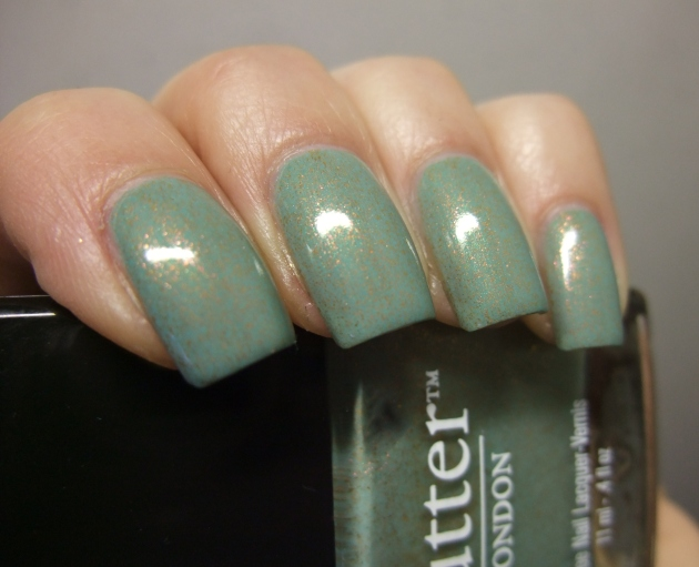 Butter London - Two Fingered Salute 13
