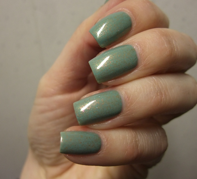Butter London - Two Fingered Salute 14