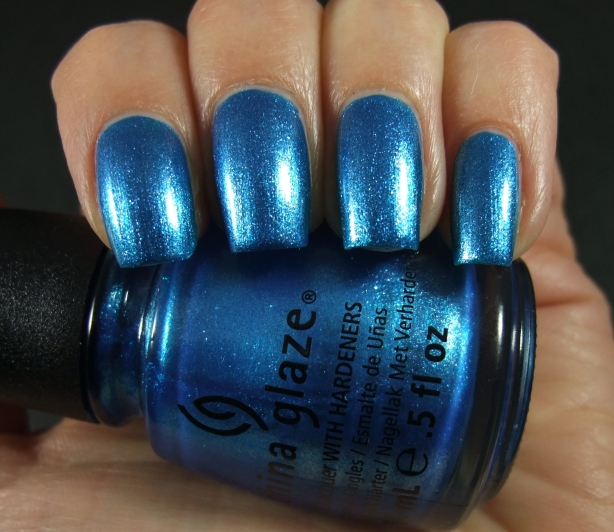 China Glaze - So Blue Without You 01