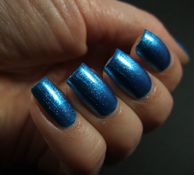 China Glaze - So Blue Without You 08