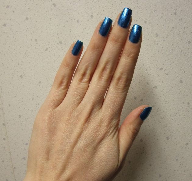 China Glaze - So Blue Without You 15