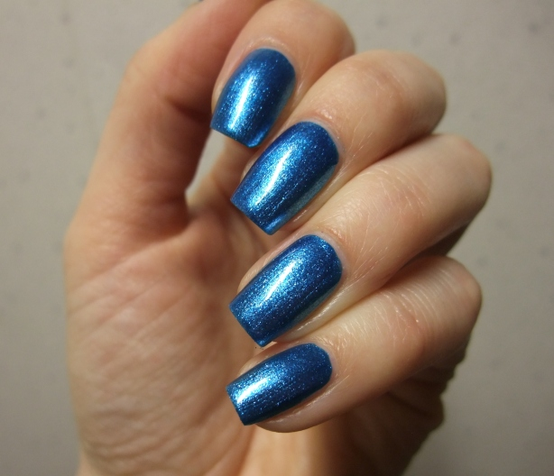 China Glaze - So Blue Without You 16
